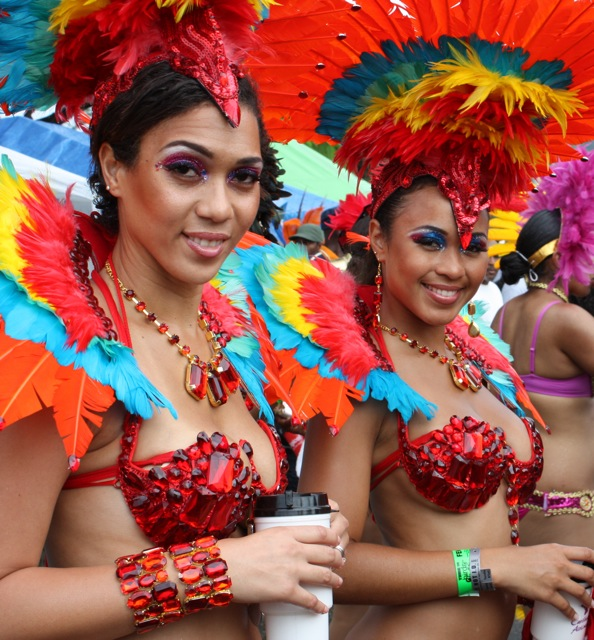 The beauty of Carnival