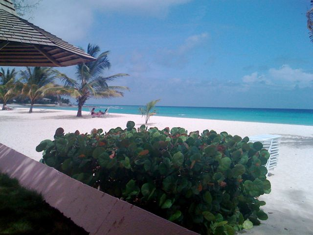 Live like a king: dine on the beach in Barbados (here, Dover Beach)