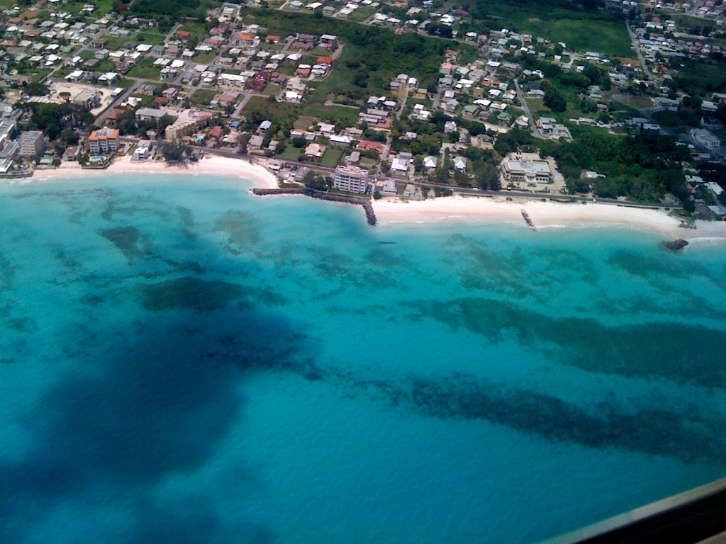 South coast Barbados