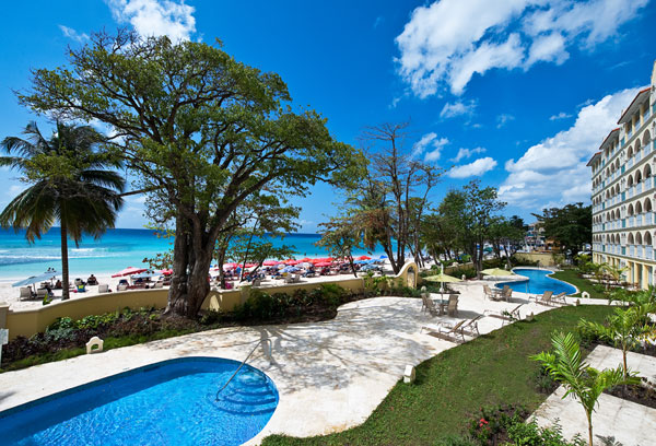 Barbados beach vacation rental: Sapphire Beach