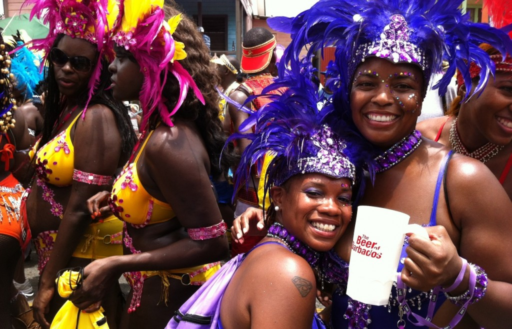 Barbados Carnival Crop Over Kadooment 2012